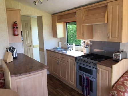 Westmoorland kitchen