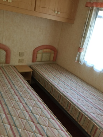Westmoorland twin bedroom